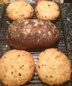 Wintercakes and Black Bread